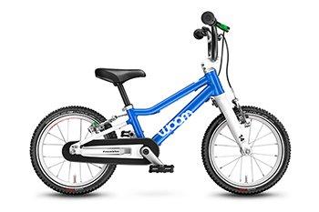 Woom Fahrrad Woombike 2 blau