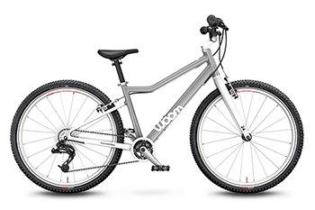 Woom Fahrrad Woombike 5 grau