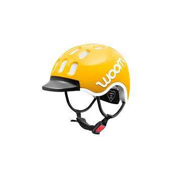 Woom Woombike Helm gelb